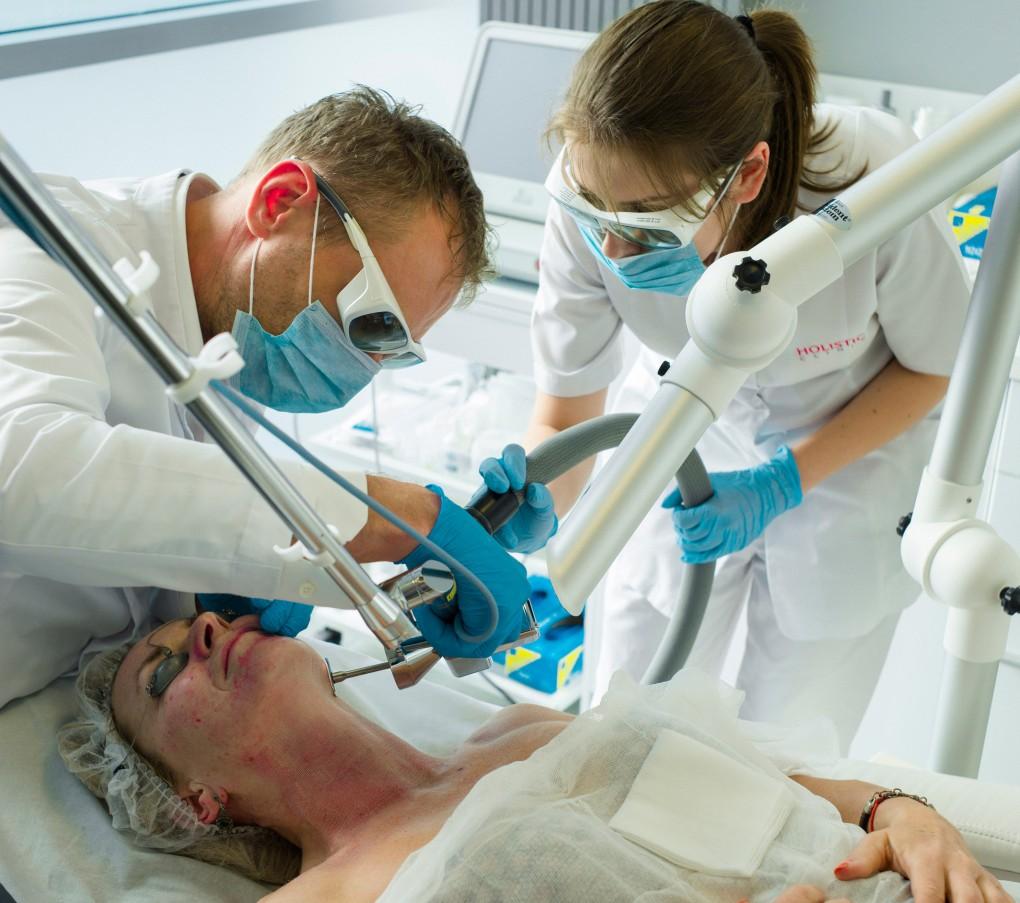 Fot. Maksymilian Rigamonti (mat. prasowe Holistic Clinic)