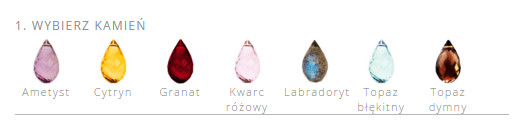 wybierz kamien
