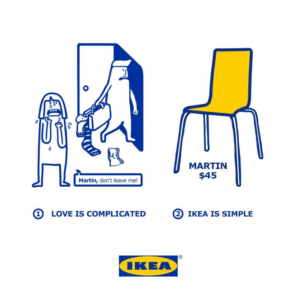 Fot. Screen z Facebooka / Ikea Singapore