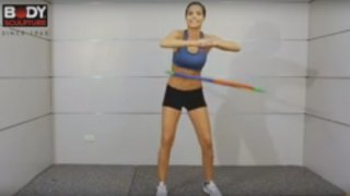 Hula-hoop - połączenie doskonałej zabawy i ćwiczenia mięśni brzucha