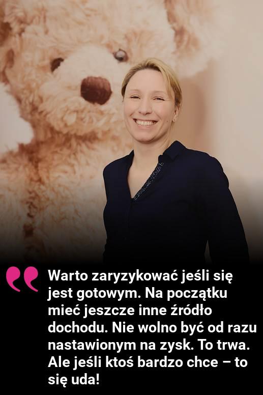 Wyłączna dystrybutorka marki Paulandstella w Polsce
