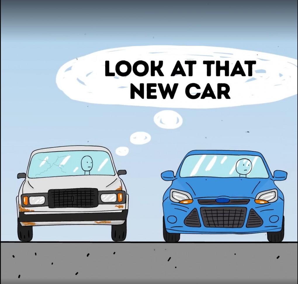 nowy samochod