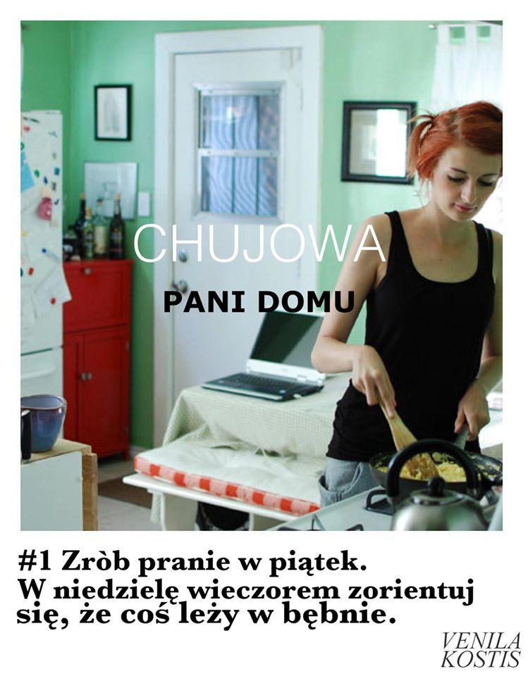 Facebook/Chujowa Pani Domu