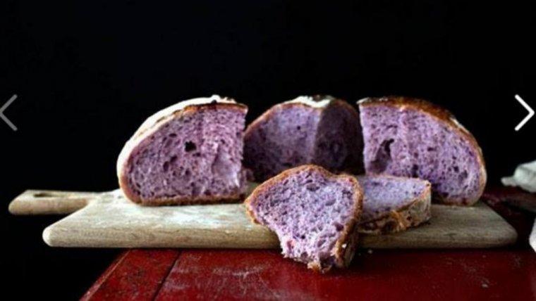 Kolejne superfood w natarciu. Czy fioletowy chleb zastąpi tradycyjne pieczywo?