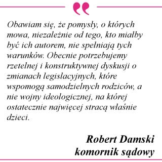 robert damski