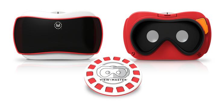 Gogle wirtualnej rzeczywistości View-Master – fot. materiały prasowe