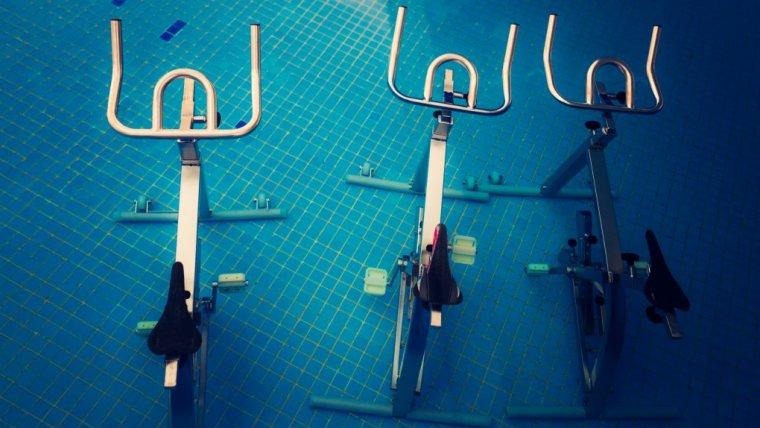 Aquacycling, czyli rowerek pod wodą. Słyszałyście o nim?