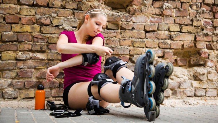 Chcesz szybko schudnąć i za bardzo się nie zmęczyć? Idź na rolki!