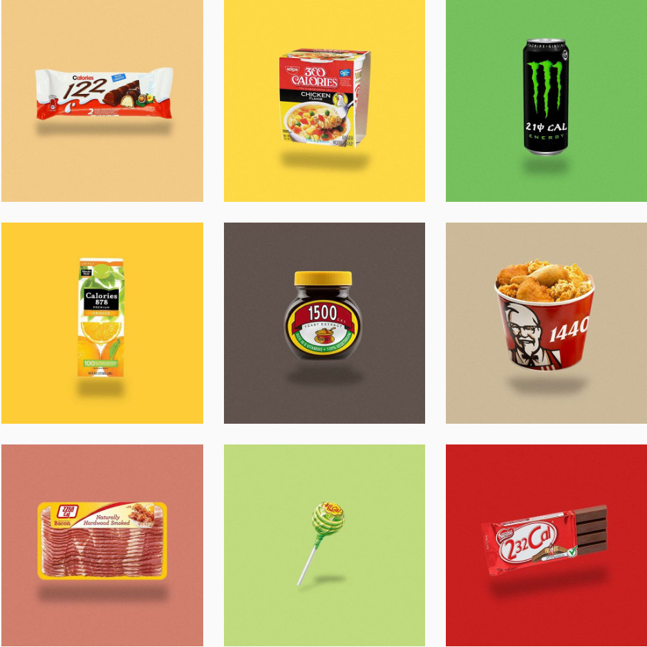 Fot. Screen z Instagrama/ Calorie Brands