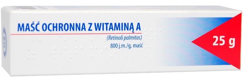 masc z witamina a