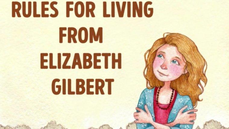 Dobre życie według Elizabeth Gilbert