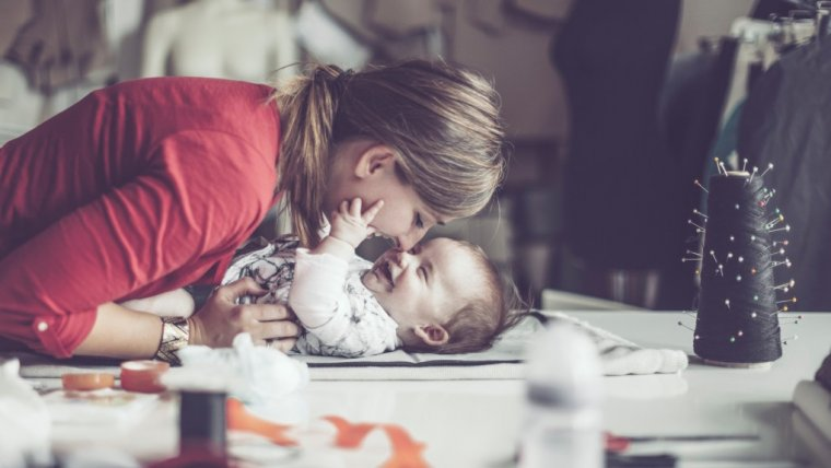 Prawdziwe oblicze matki, która postanowiła mieć własny biznes
