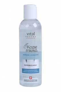 płyn miceralny vital pharma plus 200ml