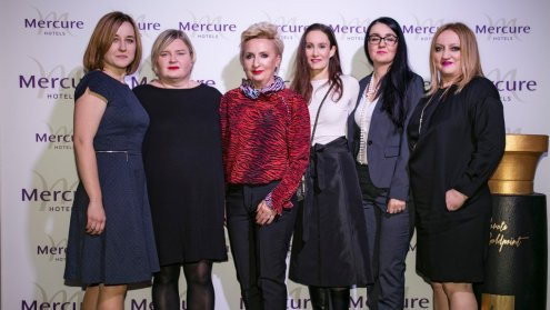 Mercure Fashion Night