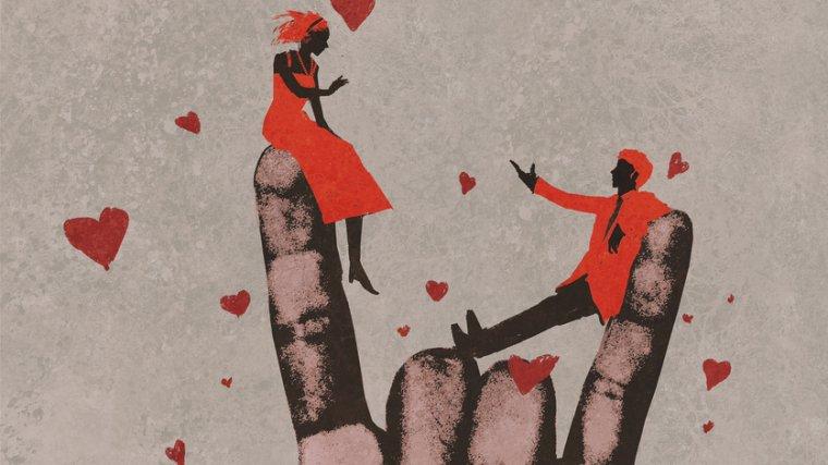 Czerwone flagi randki narcystów