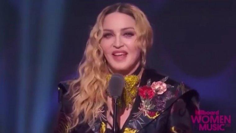 """Madonna: """"Nazywano mnie dziwką, wiedźmą. Dzisiaj dziękuję wątpiącym i hejterom"""". Szczere i wzruszające wyznanie artystki"""