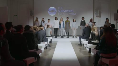 Fot. Screen Youtube / The Survivors Trust