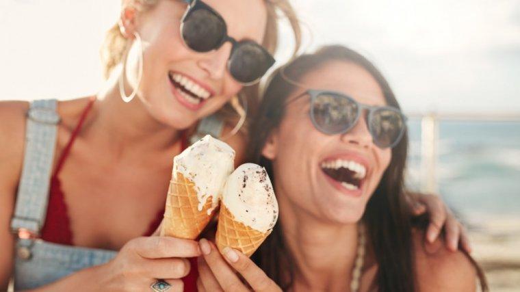 Jak jeść lody bez wyrzutów sumienia?