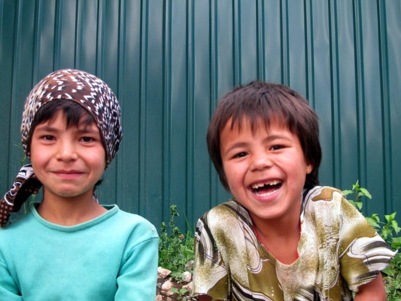 Fot. Marzena Filipczak/Kirgistan