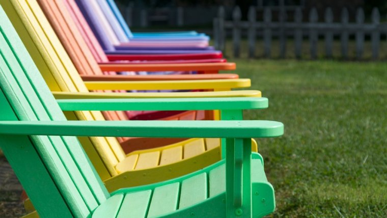 Jak za pomocą kolorów powiększyć optycznie ogród