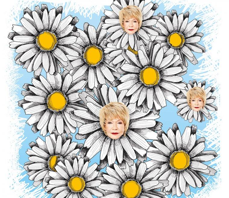 Nikt Tak Jak Ona Nie Mówił O Miłości Kwiatki Marii Czubaszek