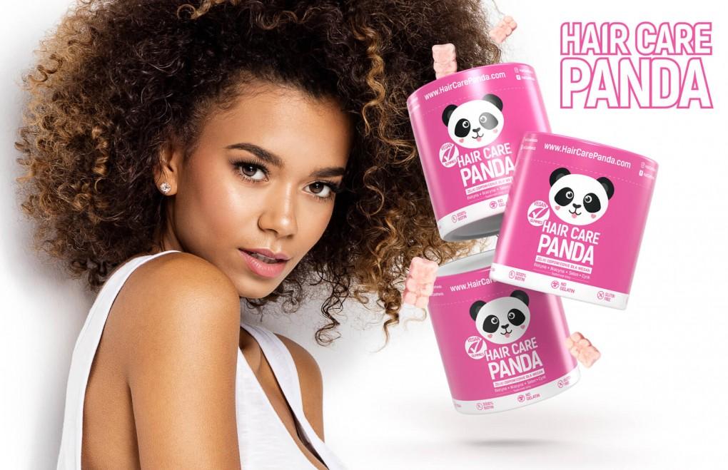 HAIR CARE PANDA - wyjątkowe i zupełnie nowe witaminy na włosy