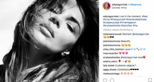 Fot. Screen z Instagrama /edytagorniak