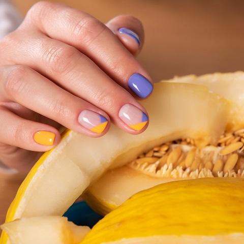 Fot. Materiały prasowe / hi hybrid melon #305,#111