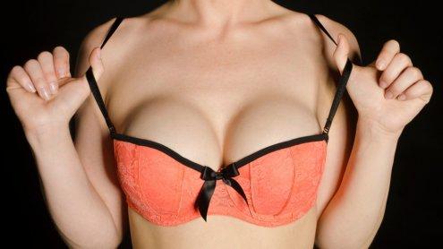 Jak dobrać biustonosz do kształtu piersi