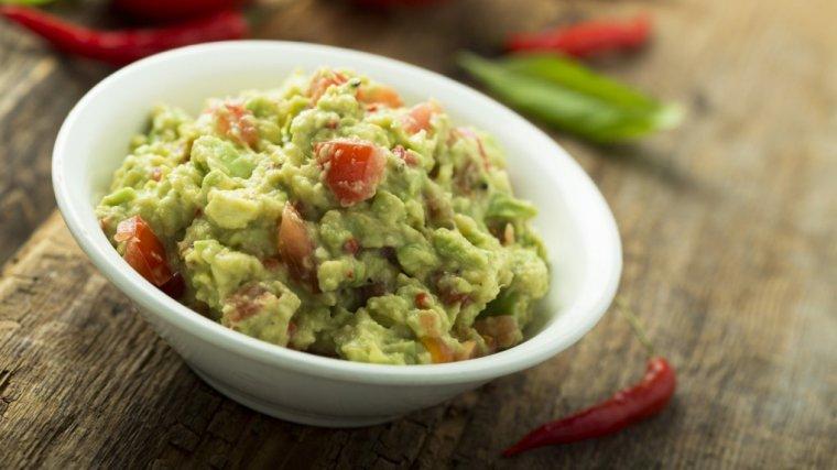 GUACAMOLE: przepis na guacamole z pomidorami - Oh!me