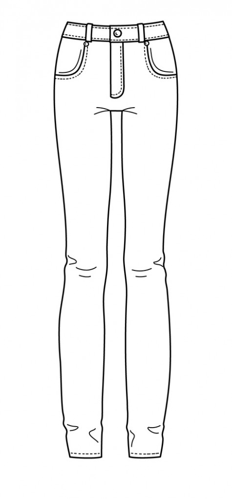 Jak dopasować krój spodni do figury? Podpowiadamy