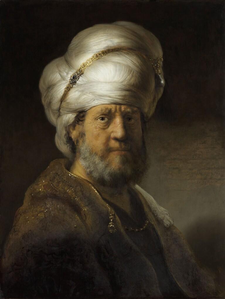 Rembrandt i portret amsterdamski 1590–1670